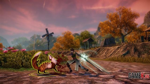 Tổng thể về Cổ Kiếm Kỳ Đàm Online - Game 3D cực hấp dẫn