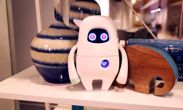 Nếu có một bảng xếp hạng độ cute của những chú robot, Musio chắc chắn sẽ đứng ở top đầu.