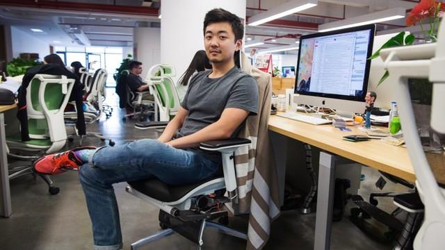 Ông Carl Pei, đồng sáng lập của OnePlus.