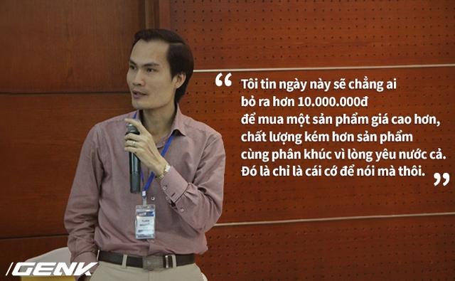 Ông Nguyễn Văn Tuấn, Giám Đốc điều hành khối Thương Mại Điện Tử Zamba