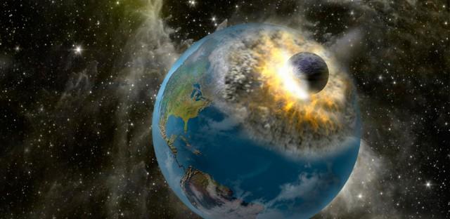 Một thiên thạch với đường kính ít nhất 100km mới đủ khả năng hủy diệt Trái Đất.