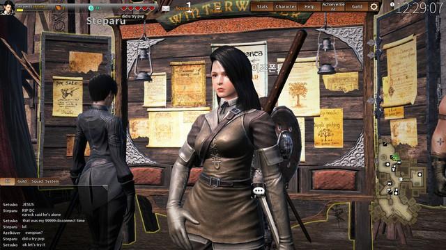 Ảnh in-game cực đẹp của Wolfknights do game thủ Việt cung cấp.