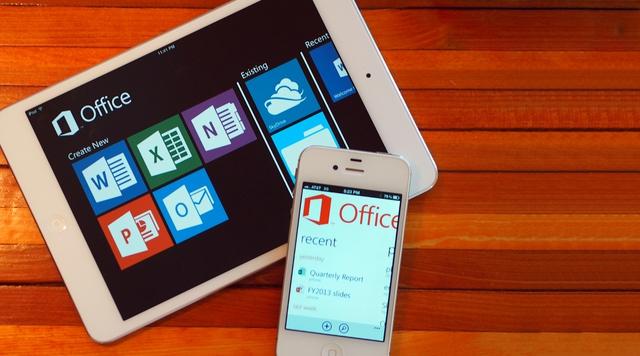 Sẽ sớm có Office trên Windows Phone?