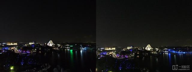 Những bức ảnh chụp vào ban đêm của 2 siêu phẩm OnePlus 2 và iPhone 6.