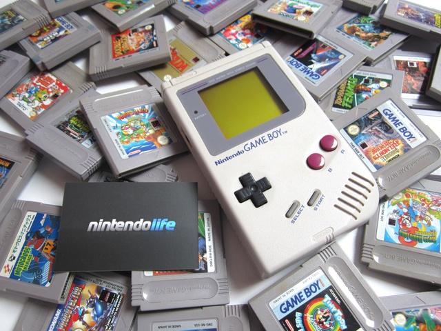 Máy Game Boy huyền thoại đã từng là niềm ao ước của biết bao game thủ.
