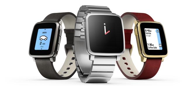Smartwatch của Pebble.