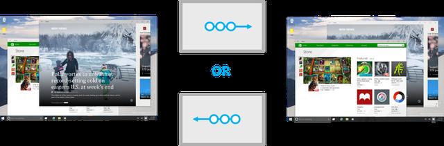 Sử dụng tổ hợp phím tắt Alt+Tab (cách 1)