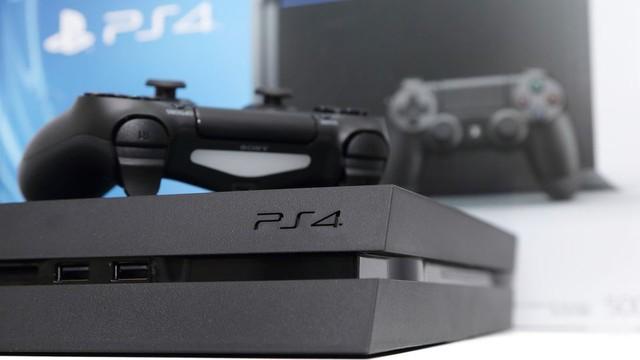 PS4 vừa được nâng cấp toàn diện