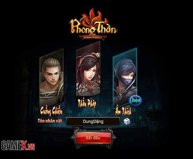 Chơi thử Phong Thần trước khi ra mắt tại Việt Nam