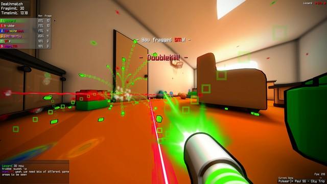 Ratz Instagib - Game bắn súng vui nhộn mở cửa thử nghiệm