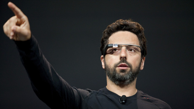 Đồng sáng lập Google Sergey Brin cũng từng phải thừa nhận về sai lầm của sản phẩm Google Glass.