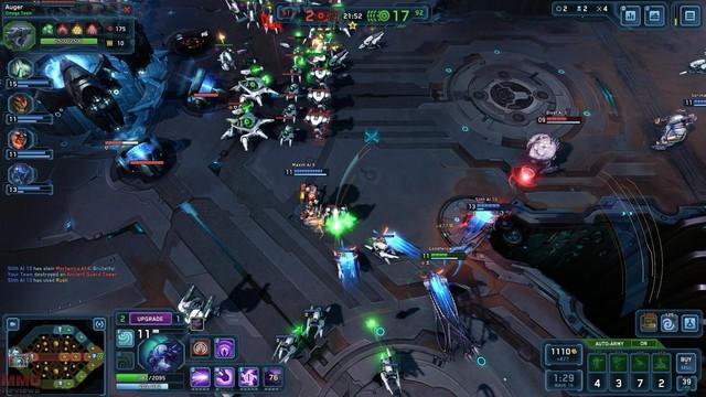 Cơ hội lấy key thử nghiệm Supernova cho game thủ Việt