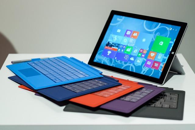 Surface của Microsoft.