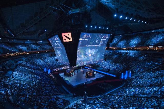 Các giải đấu The International nhận được sự quan tâm của hàng triệu người.