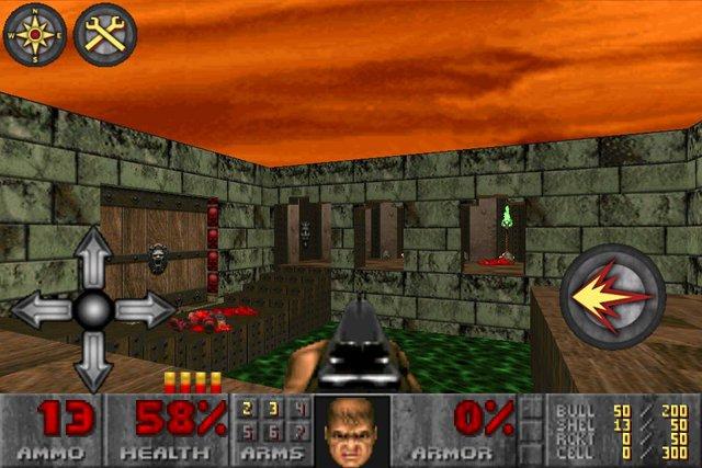 Doom Classic có thể chơi mượt mà trên iOS.
