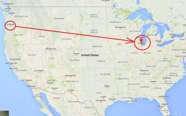 Sever được chuyển đi khá xa và có thể gây lag cho các game thủ chuyên nghiệp ở Carlifornia