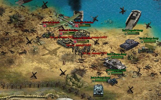 Game chiến thuật mới General War được mua về Việt Nam
