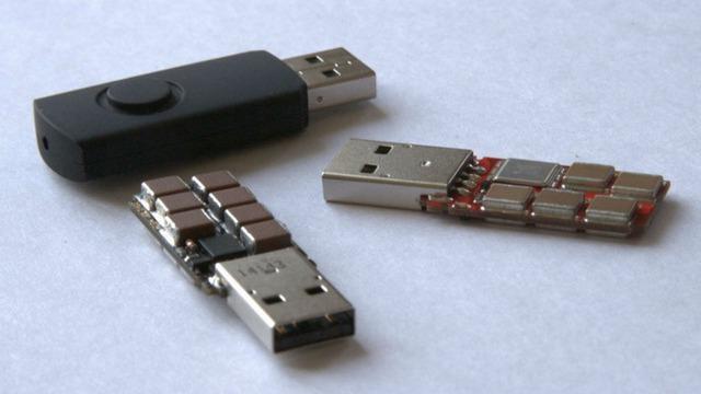Chân dung chiếc USB sát thủ.