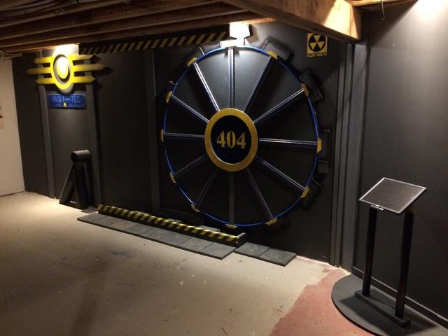 Cần nơi yên tĩnh để cày Fallout 4, tại sao không xây hẳn một căn hầm?