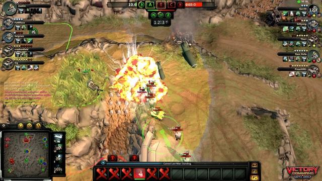 Victory Command - Game MOBA Quân Sự chuẩn bị mở cửa