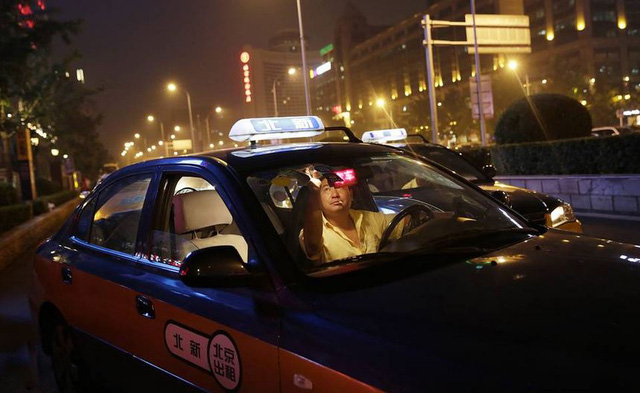 Chính phủ Trung Quốc mới ban hành dự thảo luật nhằm đưa các dịch vụ taxi vào khuôn khổ.