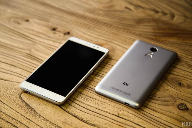 Thiết kế kim loại được xem là một sự đổi mới với một smartphone tầm trung, giá rẻ như Redmi Note 3 của Xiaomi.