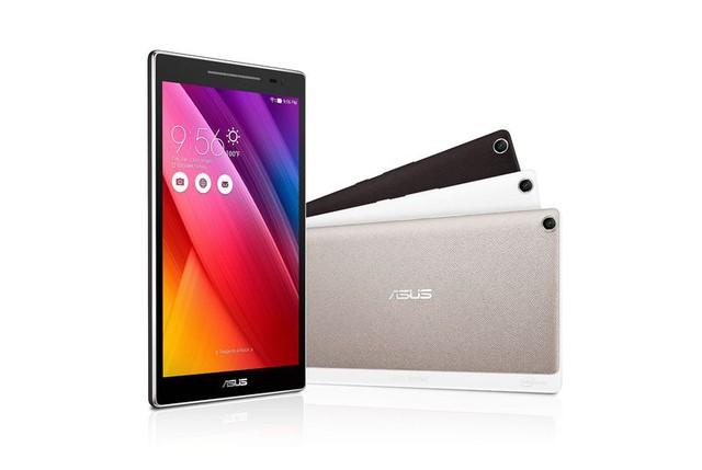 Dòng sản phẩm ASUS Zenpad mới