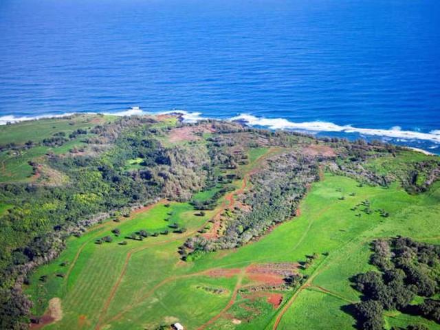 Đất đai của Mark ở Hawaii