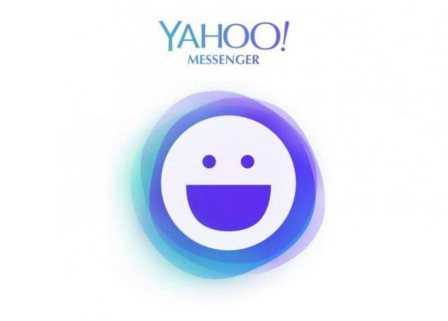 Logo của Y!M giờ đây.