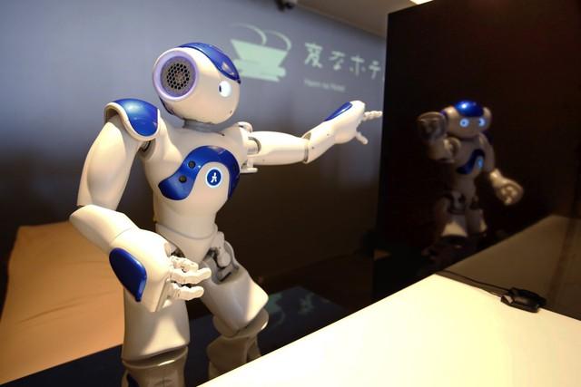 Robot là một phần không thể thiếu trong sự phát triển của Nhật Bản