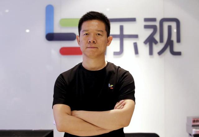 Jia Yueting được mệnh danh là Steve Jobs của Trung Quốc.