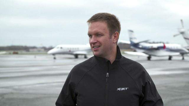 CEO của XOJet – Brad Stewart