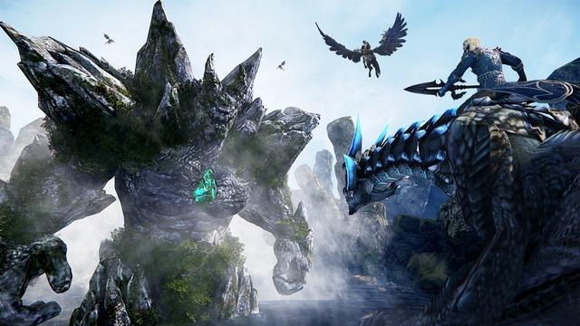 Riders of Icarus - Một trong những game online do NEXON phát hành đang khoá IP Việt Nam.
