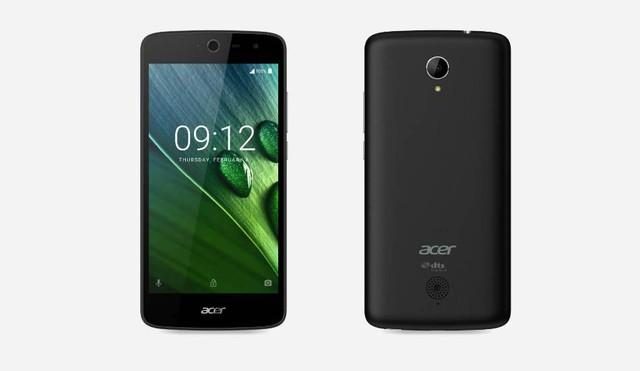 Acer Liquid Zest.
