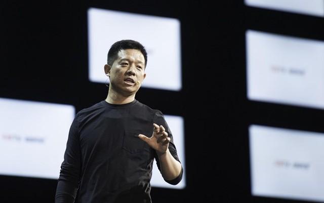 Jia Yueting được gọi là Steve Jobs của Trung Quốc. Ảnh: Bloomberg.