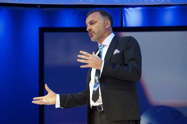 Chủ tịch của Nokia là ông Ramzi Haidamus.
