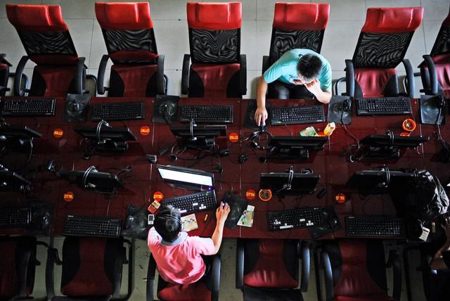 Trung Quốc là đất nước có hơn 1 tỷ dân, với 670 triệu người dùng internet.