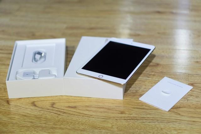 Những mẫu iPad đời mới như mini 4 có giá tốt (9 triệu bản Wi-Fi 16 GB, 11,5 triệu bản 4G) nhưng sức bán hạn chế. Ảnh: Duy Tín.