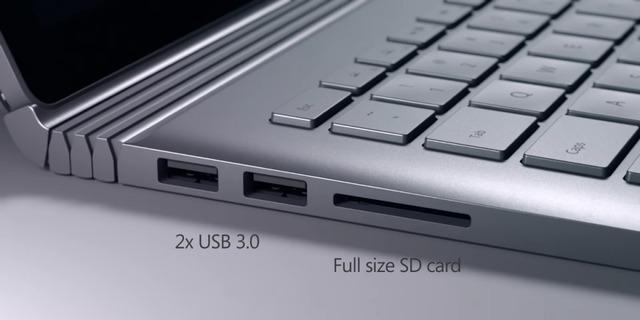 Ngắm nhìn thiết kế bản lề này, có lẽ bạn sẽ muốn mua ngay một chiếc Surface Book luôn.