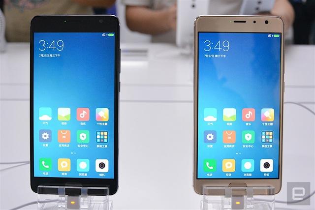 Lần này Xiaomi Redmi Pro sử dụng tấm màn OLED thay cho LCD IPS như thường lệ