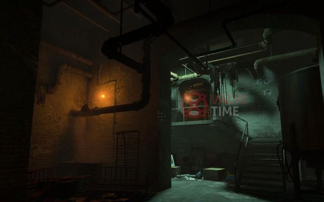 Một hình ảnh được cho là lấy từ Half Life 2: Episode 4.