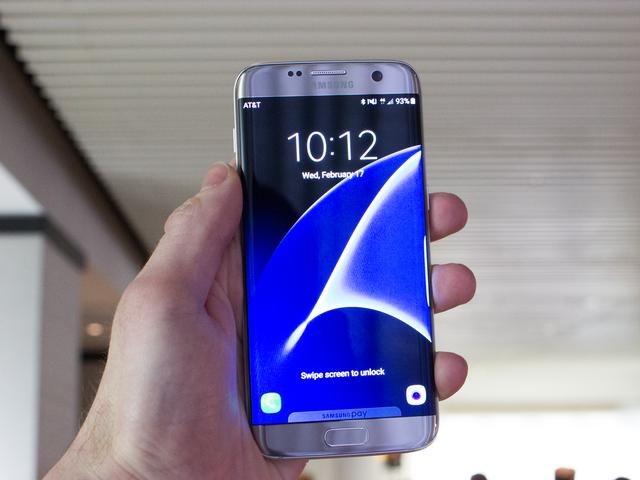 Galaxy S7 được đánh giá là có chất lượng màn hình hiển thị tốt nhất hiện nay.