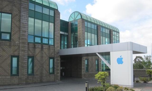 Apple ở Ireland thực chất là một công ty không tồn tại.