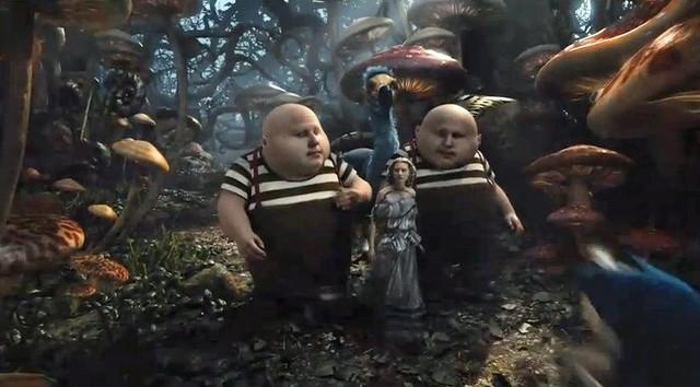 """Nếu """"Alice ở xứ sở thần tiên"""" không có hiệu ứng kỹ xảo…"""