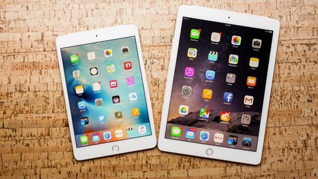 Nhu cầu nâng cấp sản phẩm máy tính bảng kém xa so với smartphone. Ảnh: Cnet.