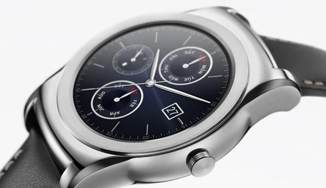 Đồng hồ Watch Urbane của LG.