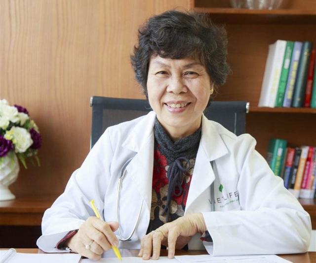 GS.TS Thầy thuốc nhân dân Nguyễn Thị Dụ được biết đến là Chuyên gia hàng đầu về Nội khoa, Hồi sức cấp cứu và Lâm sàng độc học.