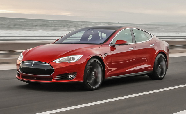 Mẫu xe Model S với giá thành cao là ước mơ của nhiều người yêu xe ô tô