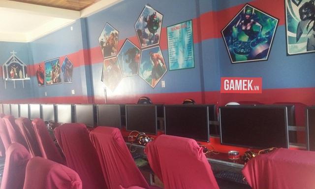 Không có x2 Liên Minh Huyền Thoại và FIFA Online 3, phòng máy đã mất đi một lượng khách không nhỏ.