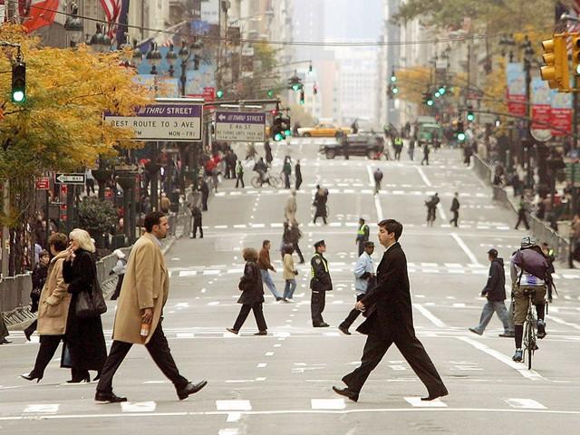 Giữ tốc độ di chuyển trung bình khiến bạn trông thông thái hơn người đấy!